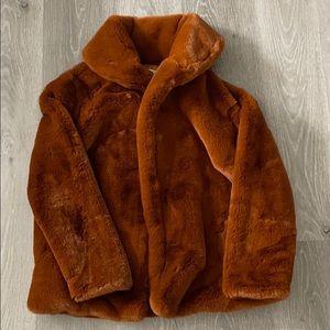 Brand new Lioness Faux Fur Coat